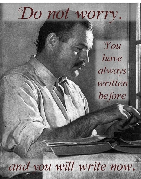 Letter from a Blogging Friend: What You Must Know About Your Writing | ZipMinis: Science of Blogging | Scoop.it