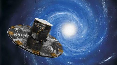 Gaia space telescope plots a billion stars - BBC News | Space | Scoop.it