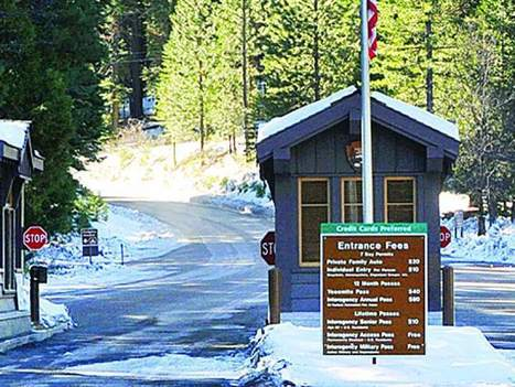 Yosemite Park fees will be waived on Veterans Day   Authentic Yosemite   Scoop.it