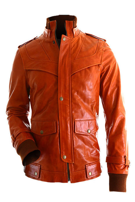 With $270 your style will be revolutionary and fresh - UK Leather Bomber Jackets | Leather Jacket Stylish | Scoop.it