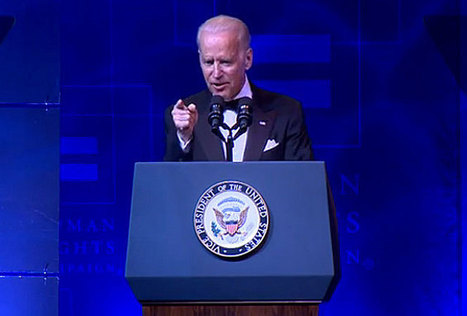 Biden calls on Congress to pass LGBT inclusive workplace discrimination bill | Chucksandties | Scoop.it