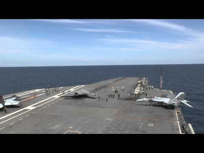 Watch the First Ever Carrier Drone Jet Launch | Nerd Vittles Daily Dump | Scoop.it