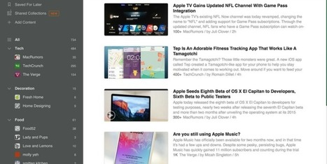 Feedly Is An Information Hound's Best Tool | Sysomos Blog | RSS Circus : veille stratégique, intelligence économique, curation, publication, Web 2.0 | Scoop.it