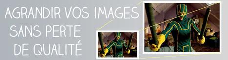 Augmentez la taille de vos images sans perte de qualité avec Blow up ! | Graphiste Webdesigner Bordeaux - Aurora Studio | From The Blog | Scoop.it