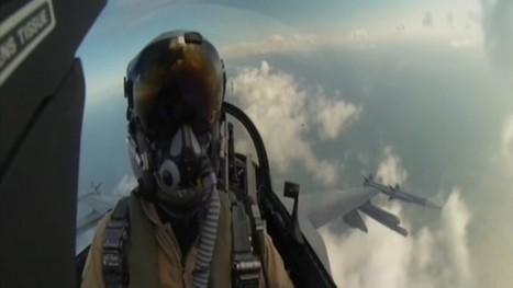 High-tech Israeli helmet aims to prevent flight crashes | E-Pochondriac | Scoop.it
