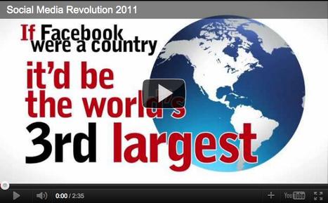 L'état des médias sociaux en2011 | Actualité des médias sociaux | Scoop.it