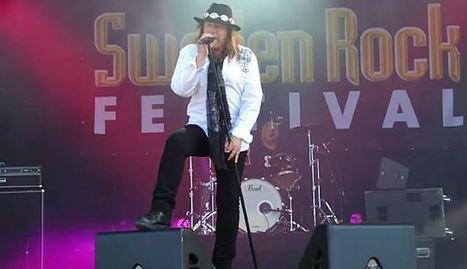 Video: DOKKEN Performs At SWEDEN ROCK FESTIVAL | Metal News | Scoop.it