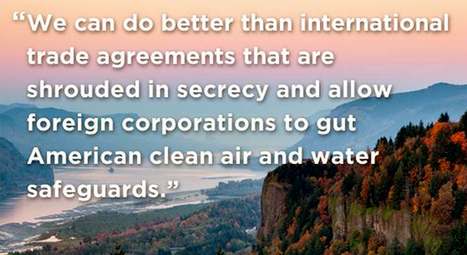 Trans-Pacific Partnership #TTIP: A Fast Track to Disaster » EcoWatch #climate #humanrights | Messenger for mother Earth | Scoop.it