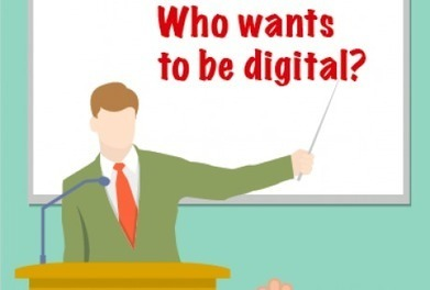 The right side of disruption: why digital transformation is the new kingmaker | Information Age | CIM Academy Digital Strategy | Scoop.it