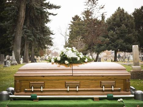 Rise in 'funeral poverty' means more than 100,000 in UK cannot afford to die | Poverty Assignment by_Maocai | Scoop.it