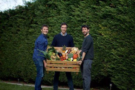 Une transition en douceur vers le végétarisme avec Les Popotes   Le cri de la courgette... Cuisine biologique   Scoop.it