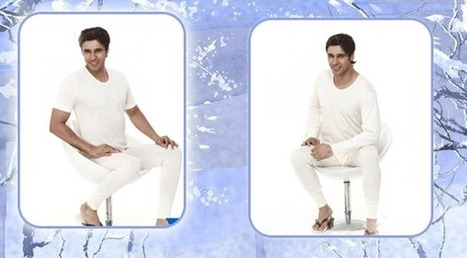 Thermal Wear Mens | Mens Thermals | winter clothes | Scoop.it