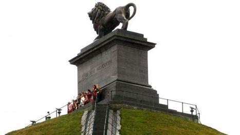 Né à Waterloo au 19e siècle, le tourisme de mémoire est très à la ... - RTBF   commémoration 1914   Scoop.it