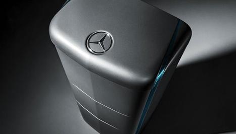 ¡Agárrate Tesla! Mercedes-Benz anuncia su batería para hogares   Aleph   Scoop.it