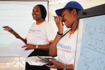 The 'Avon Ladies' of Africa   Empowering Women and Girls   Scoop.it