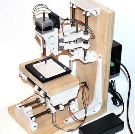 L'impression 3D métal pour tous avec la Mini Metal Maker | Innovation sociale | Scoop.it