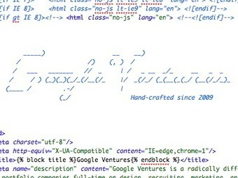 This is what happens when you let designers write code | ASCII Art | Scoop.it