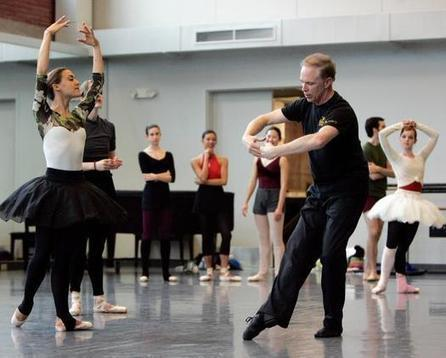 With new director, Kansas City Ballet season debut will range far and wide - KansasCity.com | OffStage | Scoop.it