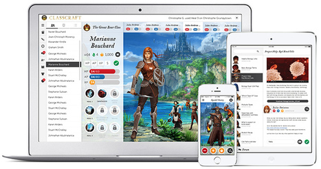 Classcraft - Make learning an adventure! | Moodle Gamification | Scoop.it