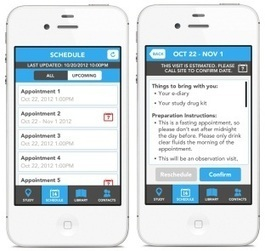 Clinical trials still ripe for mobile-enabled innovations | Mobile Health Care | Scoop.it
