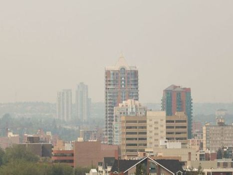 #Environment #Canada declares #Calgary's air quality 'very high risk' as smoke ... - #pollution | Messenger for mother Earth | Scoop.it