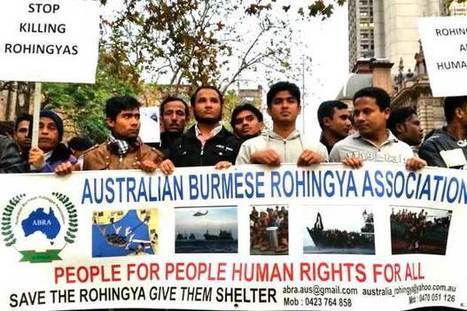 'There Is No Front Door': Rohingya In Australia Reject Abbott's Attack | newmatilda.com | Australia: No 'boundless plains to share' | Scoop.it