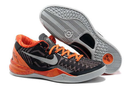 NBA Kobe VIII System BHM Nike Shoes - Sport Grey and Anthracite and Pure Platinum - Black History Mo   share and want   Scoop.it
