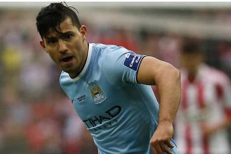 Sergio Aguero thể hiện lòng trung thành với Man City | Tin tức tuyển sinh đại học 2014 | Scoop.it