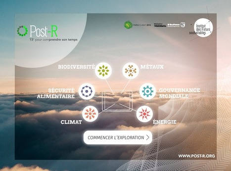 Post-R : un voyage pédagogique pour comprendre son temps | développement durable - périnatalité - éducation - partages | Scoop.it