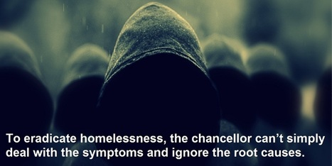 State of the nations homelessness strategies 2016 | Welfare, Disability, Politics and People's Right's | Scoop.it