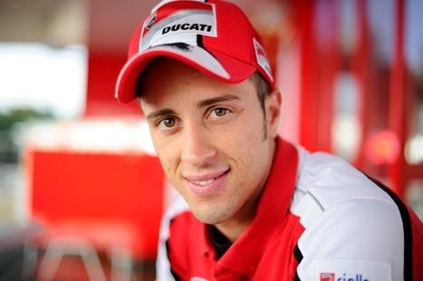 Andrea Dovizioso - Q&A | Ductalk Ducati News | Scoop.it