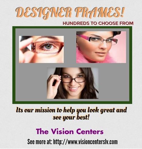 Designer Frames on Designer Eyeglasses | vision center | Scoop.it