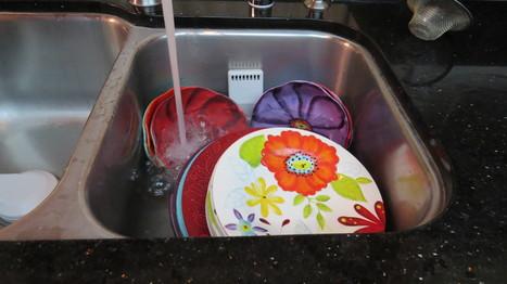 SinkMagic | Do you hate dishwashing? | Scoop.it