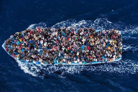 Responding to the Refugee Crisis | GoodStories246 | Scoop.it