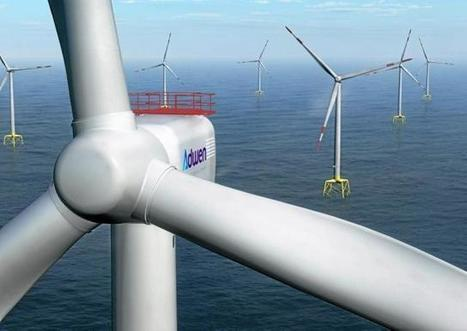 Eolien offshore. Le projet en baie de Saint-Brieuc contesté | Eolien Offshore Projet baie de St Brieuc (22) | Scoop.it