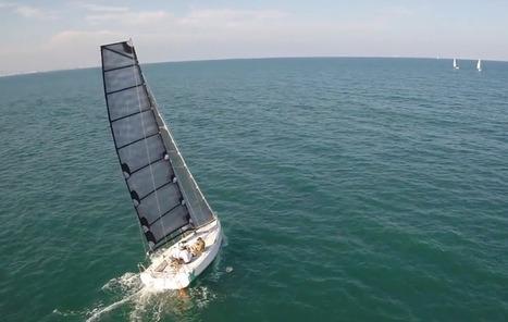Wing Sail on RG650 Minitransat | Soft Wing Sails | Scoop.it