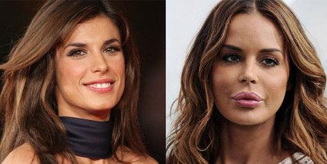 Elisabetta Canalis e Nina Moric sono regine di cuori (infranti)? - Sfilate | fashion and runway - sfilate e moda | Scoop.it