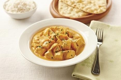 Vegan Tikka Masala Recipe - Go Dairy Free | My Vegan recipes | Scoop.it
