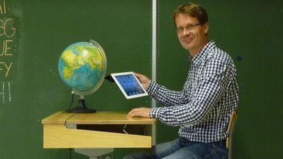 Taulutietokoneet korvaavat kirjat Savonlinnan normaalikoulussa | Rehtorielämää | Scoop.it