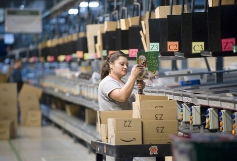 """Amazon's Workers Reject Union, But That Doesn't Solve Its Labor Problem   Wired Business   Wired.com   L'impresa """"mobile""""   Scoop.it"""