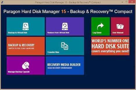 Giveaway of Paragon Backup & Recovery Compact 15 - Techtiplib.com | Giveaway, Coupon | Scoop.it