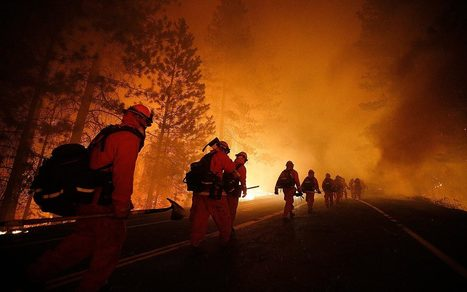 Inmate firefighters: Taking the heat, away from the cooler | And Justice For All | Scoop.it