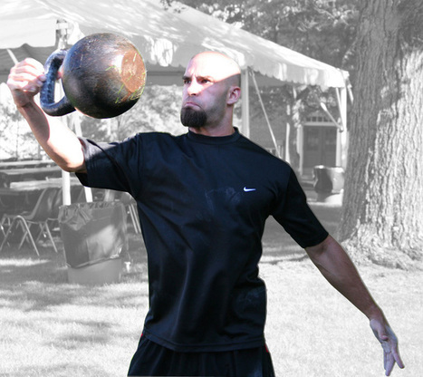 Explosive Kettlebell Training – Power Training for Athletes - TRAINING METHODS | PE Anatomy and Exercise Physiology | Scoop.it