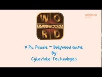 4 Pic Puzzle - Bollywood Game - Android Apps on Google Play   video   Scoop.it