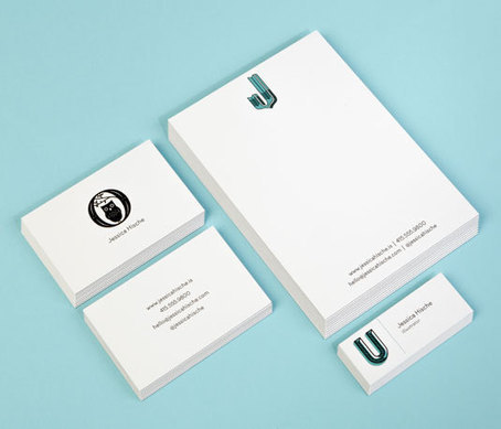 Jessica Hische targets typography lovers with stationery range   Typography   Creative Bloq   Graphic Design   Scoop.it