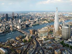 [GB] The Shard domine le ciel londonien - Business Immo | Immobilier de bureaux : communication et marketing. | Scoop.it