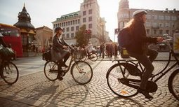 Copenhagen's Getting Healthier, Thanks to Everyone in the City | Optimum Health: Nutrition, Physical Fitness, & Recreation | Scoop.it