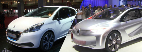 Les constructeurs français en route pour la voiture à moins de 2 litres aux 100 km | Actu, moto & politique | Scoop.it
