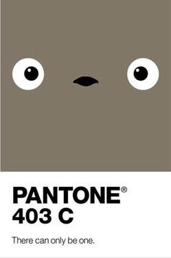 Pantone Ads Colors with Famous Characters | Mnemosia: Graphics, Web, Social Media | Scoop.it