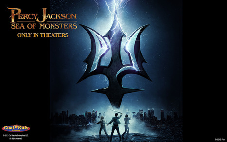 Watch Percy Jackson Sea of Monsters Online | movies here | Scoop.it